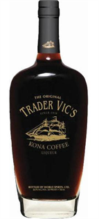 Trader Vic's Liqueur Kona Coffee 750ml